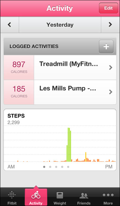 Fitbit and My Fitness Pal: How to Track and Add Your