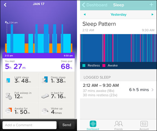 Battle of the Bands: Fitbit Force vs  Jawbone UP24