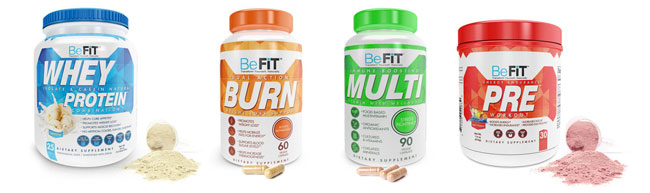 BeFit-supplements